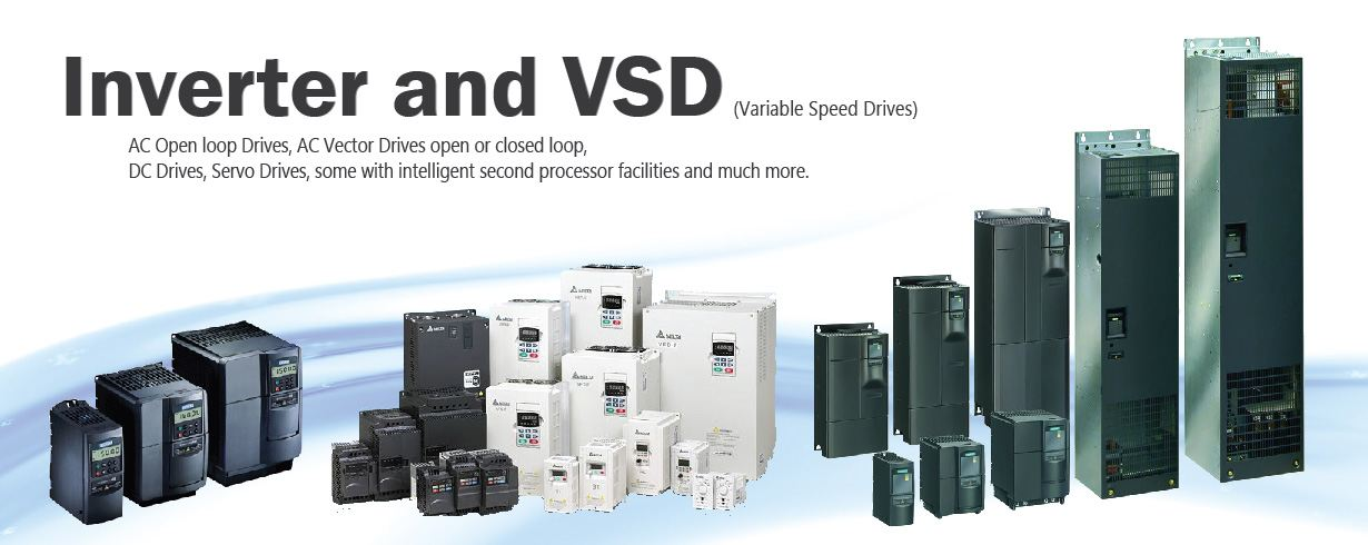 inverter and vsd